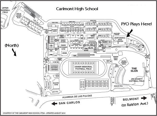 Carlmont HS
