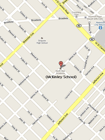 McKinley School - close